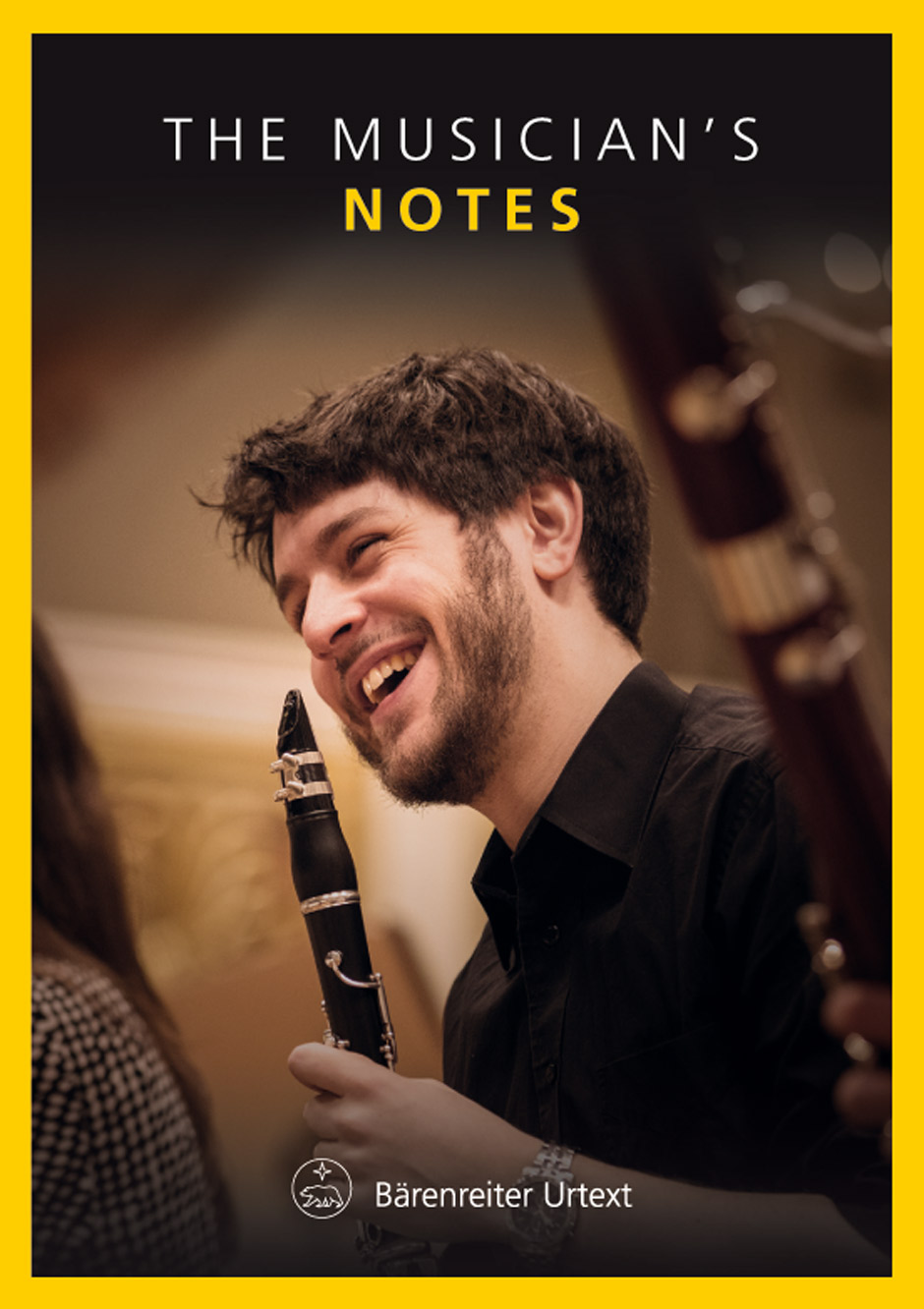 Bärenreiter Notes (klarinet)