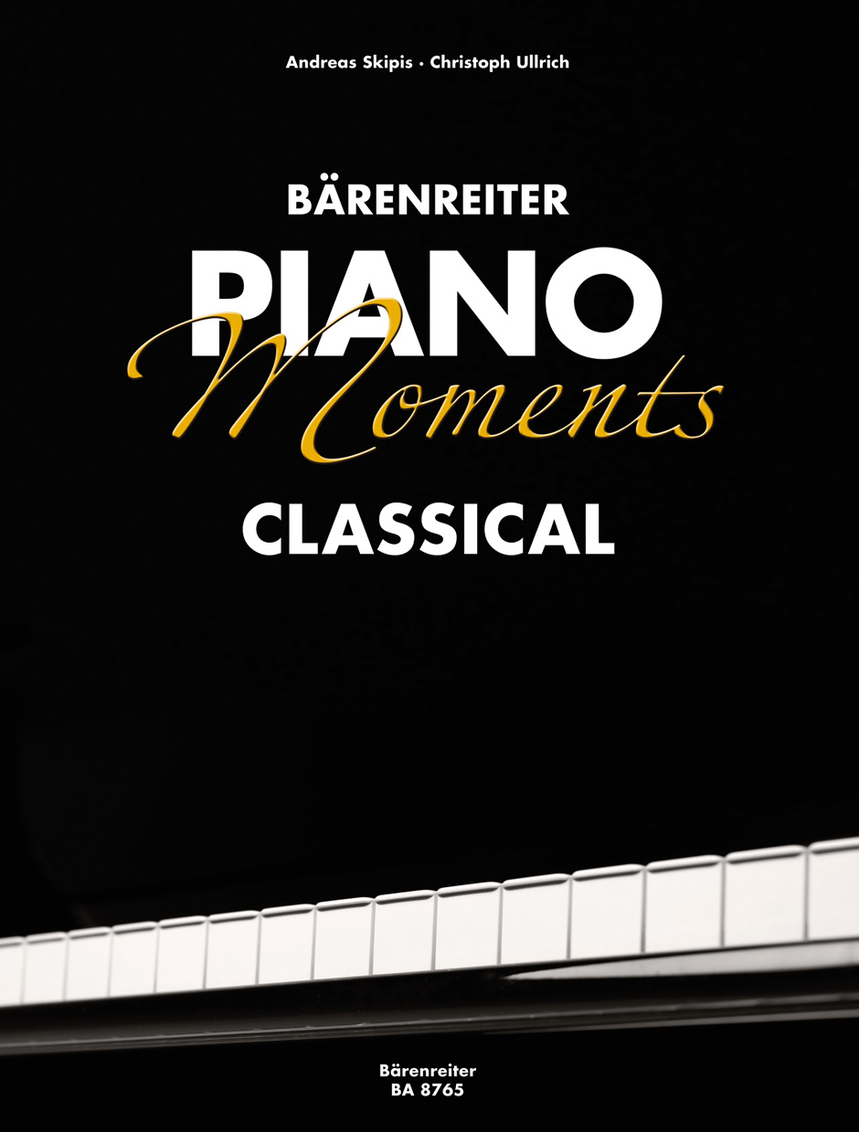 Bärenreiter Piano Moments Classical