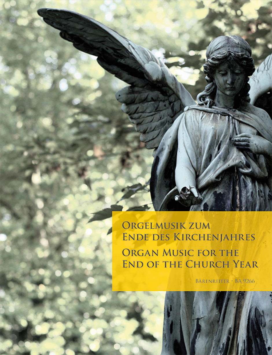 Organ Music for the End of the Church Year