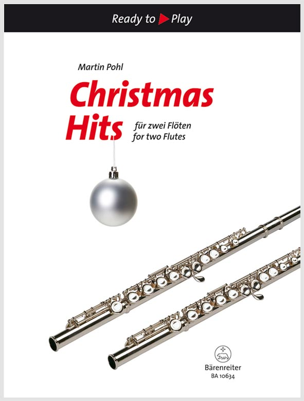 Christmas Hits for two Flutes