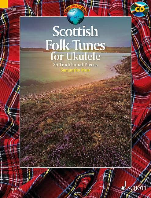 Scottish Folk Tunes for Ukulele - 35 Traditional Pieces